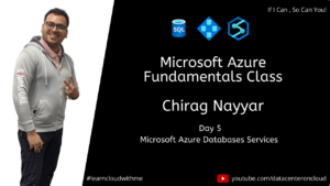 Microsoft Azure Learning Day 5