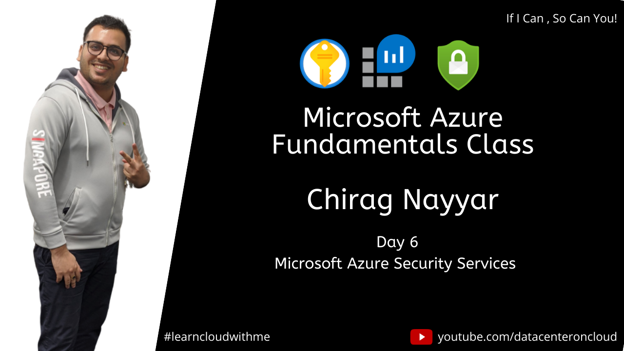 Microsoft Azure Learning Day 6