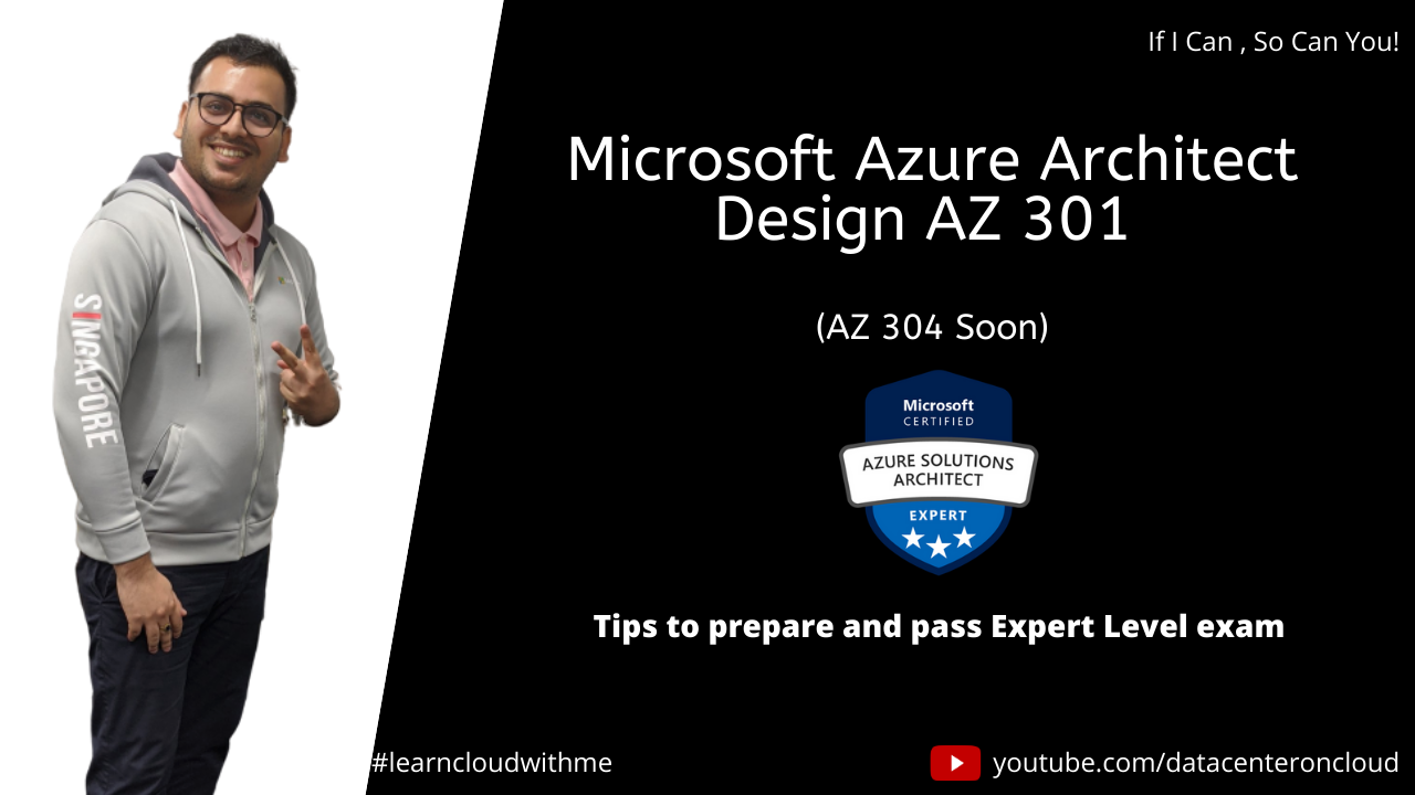 How I am able to Pass Microsoft Azure AZ 301